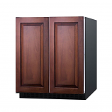 "Summit FFRF3070BIF 30"" Counter Depth Compact Refrigerator"