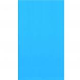 "Swimline LI274820 Solid Blue 27' Round Overlap 48"" Pool Liner"