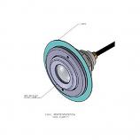 SR Smith FLEDVKTR Treo Vinyl Liner Adapter Kit 4 Colors