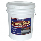 CrownCoat 2 Gallons Buff Brushable Water Sealant