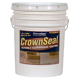 CrownSeal Pre-Mixed Flexible Waterproof Coating, 5 Gallons