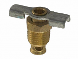 Waterco 88B6002 Brass 0.25in Draincock
