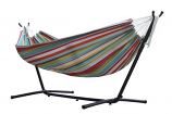 Vivere C9POLY-10 Vivere's Combo - Ciao Hammock with Stand- 9ft