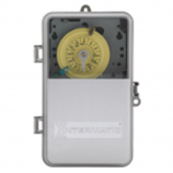 Intermatic T104P201 Time Switch DPST Outdoor Type 3R Plastic 208-277 VAC