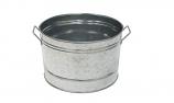 Achla C-50 Round Galvanized Tub
