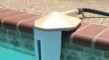 Custom Molded CMP25604009000 Aqualevel Portable Water Leveler - Tan
