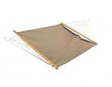 Vivere POOL24 Poolside Hammock - Double- Taupe