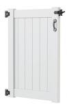 Xpanse Shower Door Gate Kit (Boards, Rails, Hinge Kit, Hardware)
