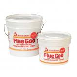 Homesaver Flue Goo Furn./Refrac. Cement Pre-Mixed 1-Gallon Tub - Gray