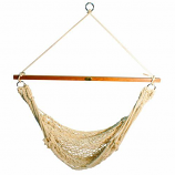 Hanging Cotton Rope Chair By ALGOMA