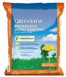 Broadleaf Weed Control Plus Lawn Food With GreenSmart 22-0-4