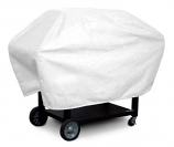 DuPont Tyvek Medium Barbecue Cover - White