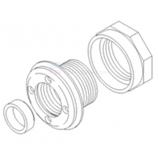 SR Smith Fiberstars LNS2V Lens Housing White Vinyl
