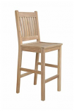 Avalon Bar Chair CHB-017N By Anderson Teak