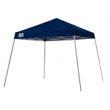 Shelter Logic 12 x 12 QS EX81 Slant Leg Canopy - Twilight Blue