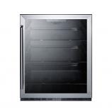 Summit AL57GCSS Built-In Refrigerator
