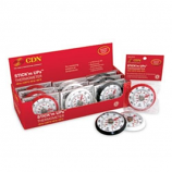 CDN AT120C Stick'm Ups Thermometers - Celsius