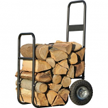 Haul It Wood Mover - Rolling Firewood Cart