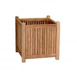 "18"" Planter Box PL-001 By Anderson Teak"