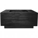Prism Hardscapes Tavola 2 Fire Table in Ebony - LP