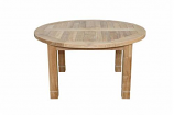 South Bay Round Coffee Table By Anderson Teak