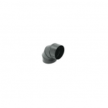 """Snap-Lock 6"""" 90 Degree Sectioned Elbow Adjustable"""
