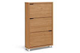 Simms Maple Modern Shoe Cabinet