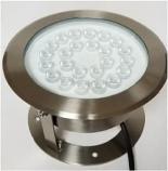 SEG MW611 LED-18 Cool White LED Stainless Steel 18W 12V 20-ft Cord