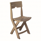 Quik-Fold Chair-Portobello By Adams MFG