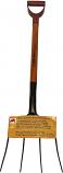 Bull Gater BULL 53201 4 Tine Bull Magna Manure Fork 8X