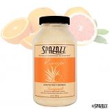 Spa-Zazz SPZ-111 22oz Escape Grapefruit Orange Invigorate Crystals