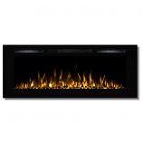 Regal Flame LW2050WS Fusion 50in Wall Mounted Electric Fireplace - Pebble