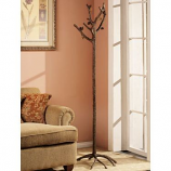 Pinecone Coat Rack 33528 By Spi Home
