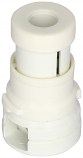 Bayonet Style Cleaning Head for Caretaker Cleaning Heads-Light Grey