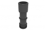 Color Match PTPH-05 7in Pebble Top Pole Holder - Dark Gray