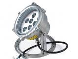 SEG MW655 LED-6 Cool White LED Stainless Steel 6W 12V 20-ft Cord