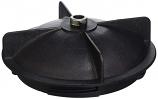 Waterco 15B0086 - Replacement Twist Lock - Black