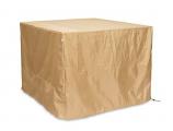 Square Tan Protective Cover