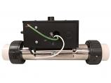 """Heater Assembly: 1.5Kw 120V 2"""" X 10"""" Flo-Thru"""