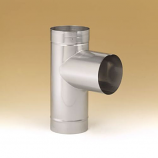 """HeatFab 8"""" Saf-T-Wrap Insulations Tee Section"""