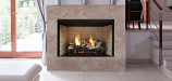 """Vent Free Circulating Firebox with Radiant Face and 36"""" Opening"""