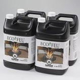 Eco-Feu Bio Ethanol Fuel - 4 Pack of 1 Gallon (3.78 L) Bottles