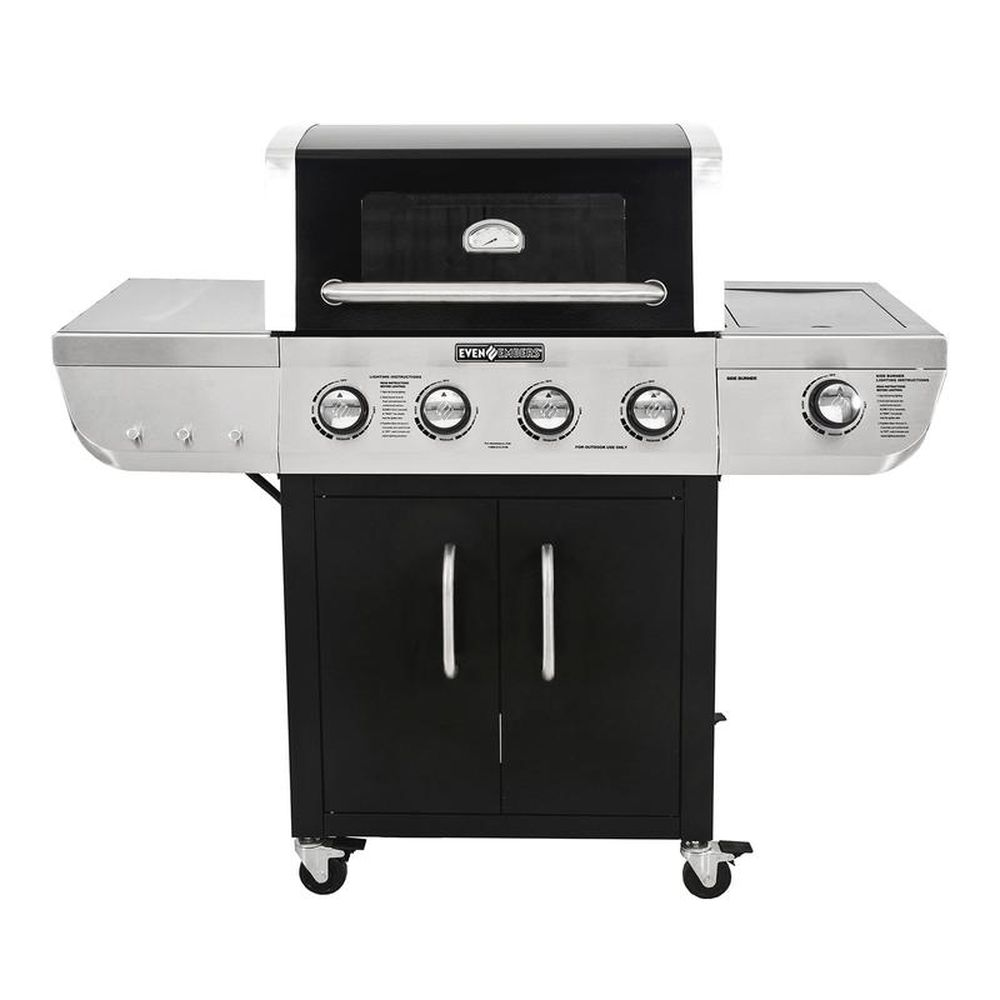 Even Embers Four Burner Gas Grill