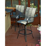 Outdoor GreatRoom Empire Collection Barstools