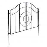 Tuscany Gate w/ Poles By ACHLA Designs
