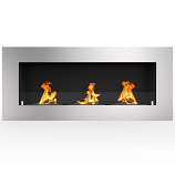 Regal Flame ER8010 Warren 50in Pro Ventless Ethanol Wall Mounted Fireplace