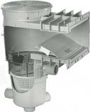 Waterco 50W1006 Skimmer Deluxe Prefab One Piece Molded