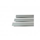"Osburn OA10129 Brushed Nickel Large Faceplate Trim - 32"" x 50"""