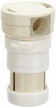 Zodiac 4-9-405 Hi-Flow Threaded Cleaning Head Light Cream