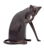 Coy Cat- Dark Bronze Finish By ACHLA Designs